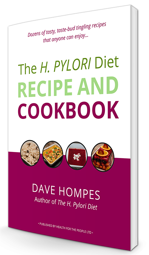 The H. Pylori Diet Recipe and Cookbook