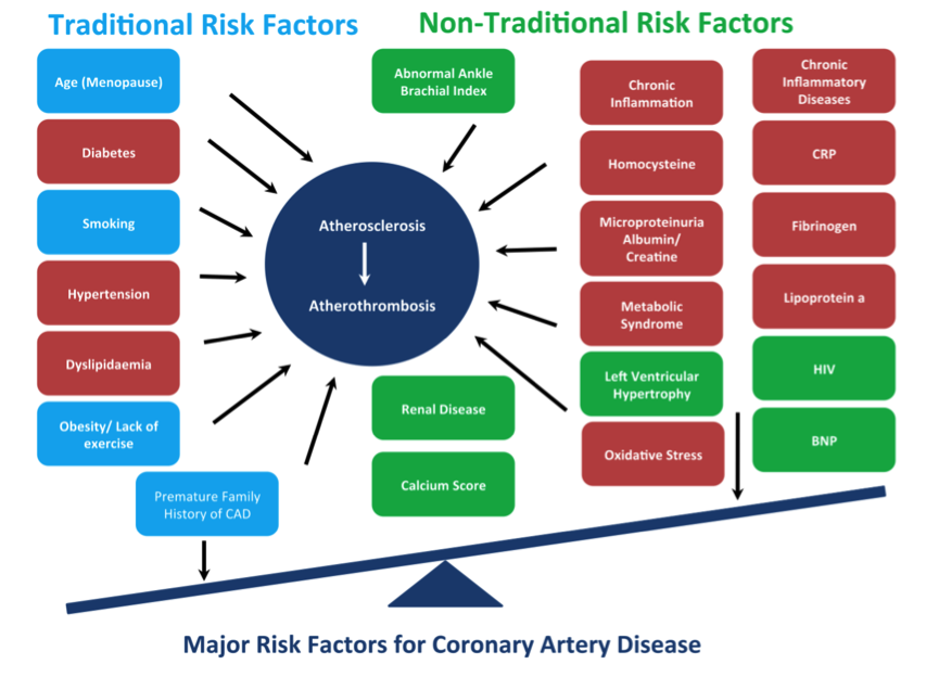 H pylori and heart disease